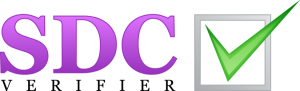 sdc verifier logo